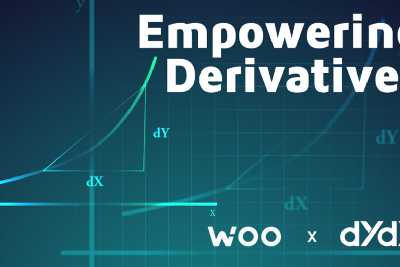 Wootrade to bring institutional liquidity to dYdX and their leading DeFi derivatives platform
