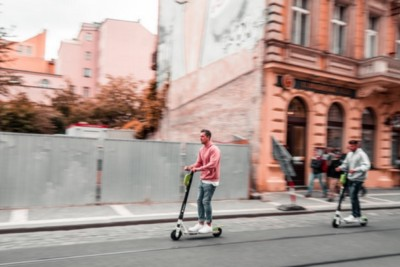 Electric Scooters: Not as Eco-Friendly as We Think