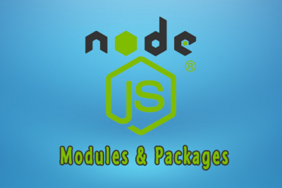 A nitty gritty details about Node.js's modules & packages