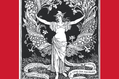 May Day Graphics throughout History