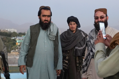 Taliban resumes practice of publicly displaying execution victims