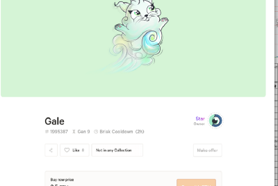 How People Are Making A Living Selling Digital Cats on CryptoKitties