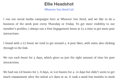 Is It Worth Boosting Facebook Posts—When and How To Do It