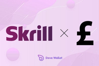 Dove Wallet now supports GBP
