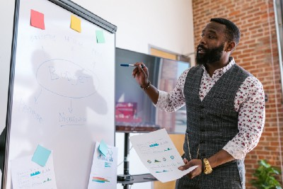 How to Set Yourself up For A Successful Startup Pitch