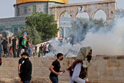 WCC Joins Calls for Calm in Jerusalem as Clashes Continue
