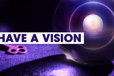 I have a vision—Web3 & The Graph