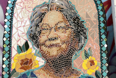 Mosaic Portraits-New Works To Inspire You