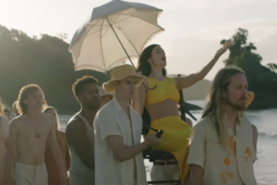 Is Lorde's New Song About a Sun-Worshipping Cult?