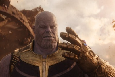 """Thanos's """"massacre"""" in relation to COVID-19 Pandemic"""