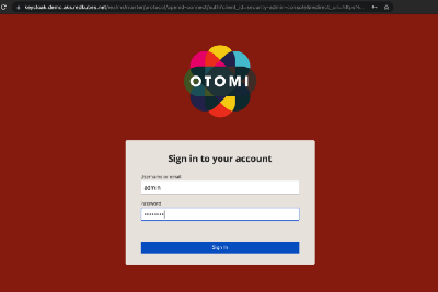 Getting started with Otomi