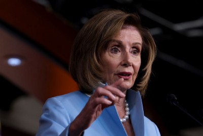 Nancy Pelosi Is Nostalgic for a Grand Old Party That Never Was