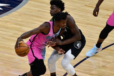 No Sweat: Thoughts on theWolves Win Over the Heat