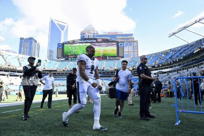 Eagles' Defense and Jalen Hurts Gut Out Crucial Victory In Carolina