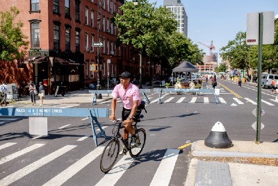 An Open Letter to Mayor de Blasio from the Open Streets Coalition