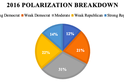 The Effects of Polarization on Voter Turnout in United States Presidential Elections