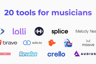 20 Tools for Musicians in 2021