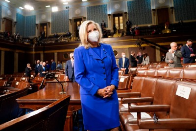 What is Liz Cheney After?