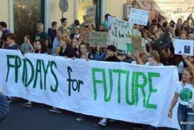 A conversation with the future of climate activism.
