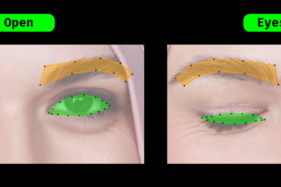 Eyes Blink Detector and Counter MediaPipe