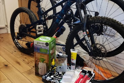 How to clean my bike in 3 steps