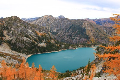 """Hike """"The Enchantments"""" in 1 day"""