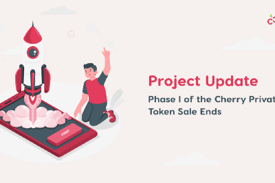 Private Token Sale Phase I: Closed