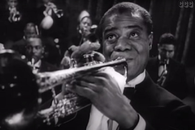"""Free Content and a Movie about """"Jazz"""": New Orleans starring Louis Armstrong and Billie Holiday"""
