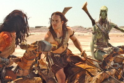 I Was Told To Watch 2012's 'John Carter' So I Did