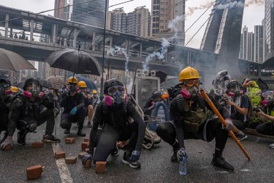 Whats going on in Hong Kong?