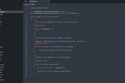 Schedule a task with Cron Job in Laravel