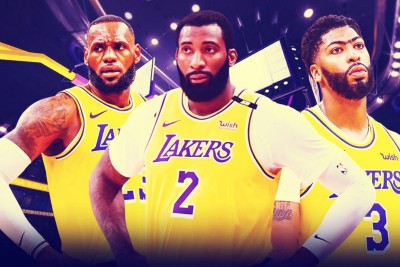 Lakers Foolishly Chasing Pipe Dream Big 3 of LeBron, AD, and Drummond