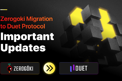 Preparation of the Official Upgrade Plan from Zerogoki to Duet Protocol