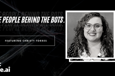 The People Behind The Bots—Christy Torres