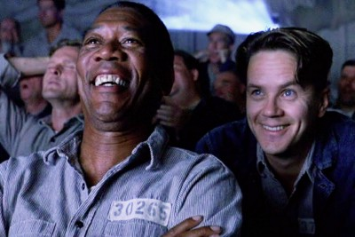 Why Is the Shawshank Redemption Ranked 1st in IMDB's Top 250 Films of All Time?
