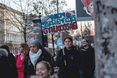 How One Journalist is Addressing Period Poverty in Hungary