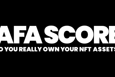 What is the AFA score ?