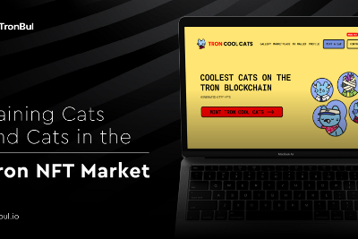 Raining Cats and Cats in the Tron NFT Market
