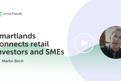 Video interview: Martin Birch on how SMEs can utilize Smartlands Platform