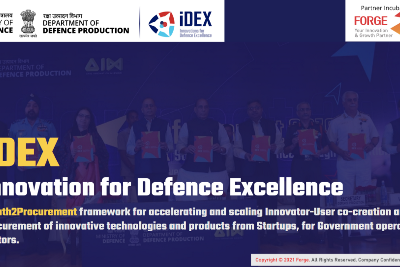 iDEX—A Path2Procurement model for Government Operated Sectors