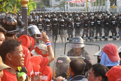 The Rise of Political Radicalization Using Social Media in Thailand
