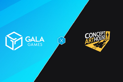 Gala Games Invests in Concept Art House