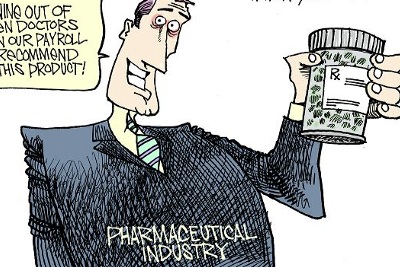 42) The Crimes of the Pharmaceutical Industry