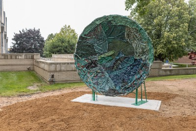 Marquette welcomes new outdoor art