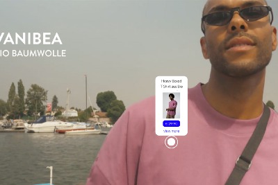 Squaredot: the creation of an app for product tagging on videos