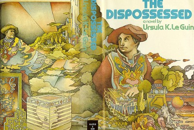 Some notes on Le Guin's The Dispossessed (1974)