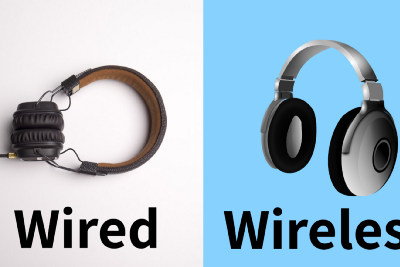 What do you prefer: Wired or Bluetooth Headphones?