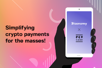 Biconomy partners with PEY.cash to simplify payments for everyday Venezuelans