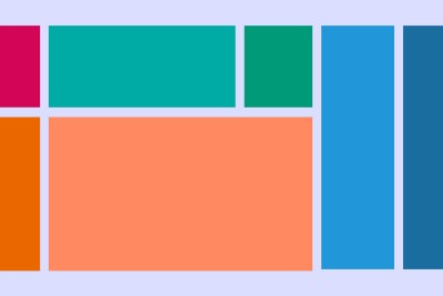 I just learned about CSS grid, and you should to.