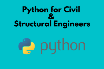 List of Python Resources for Civil and Structural Engineers